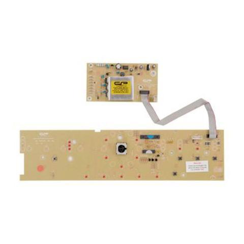 Imagem de Placa Eletrônica de Potência e Interface Compatível Lavadora Brastemp BWL09B  Bivolt