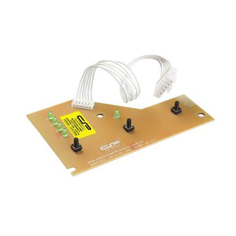 Imagem de Placa Eletrônica Interface Compatível com Lavadora Electrolux LTE12 V2  Bivolt