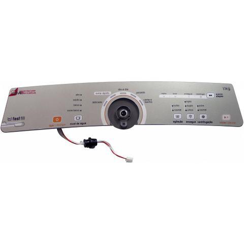 Imagem de Placa eletronica interface lavadora brastemp 127v w10463584 finlandia com suporte