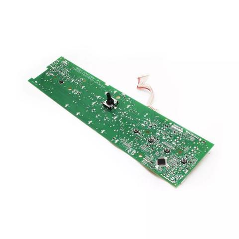 Imagem de Placa eletrônica interface lavadora brastemp bivolt w10356413