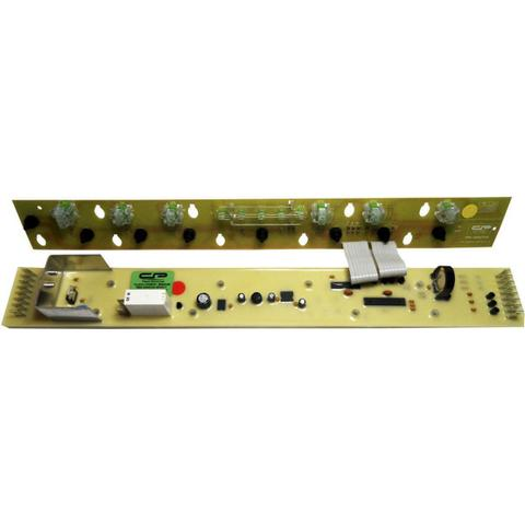 Imagem de Placa Eletrônica Interface Lavadora Brastemp