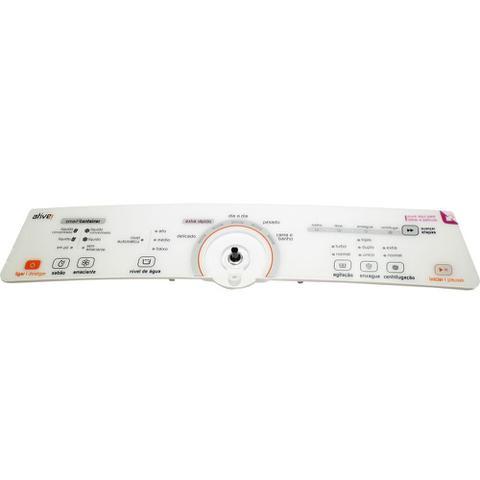 Imagem de Placa eletronica interface lavadora brastemp finlandia 11 kg high com suporte e adesivo branca