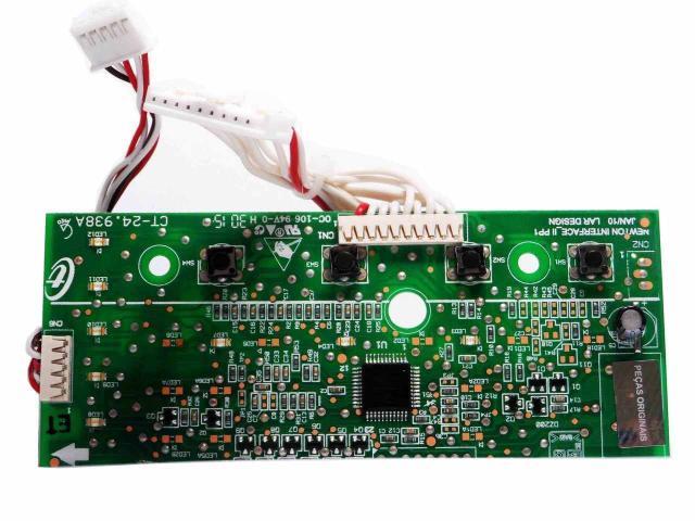 Imagem de Placa eletrônica interface lavadora consul bivolt 326057062