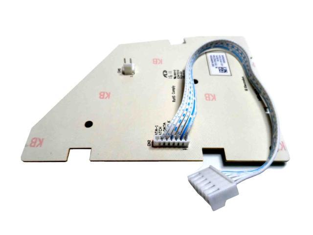 Imagem de Placa Eletrônica Interface Lavadora Electrolux  64502493