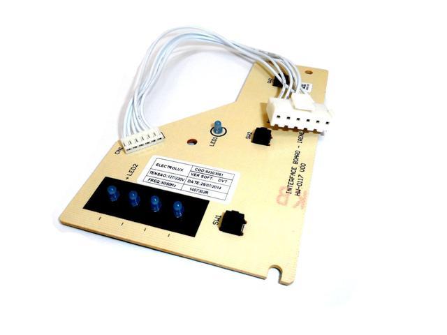 Imagem de Placa eletrônica interface lavadora electrolux 64503081