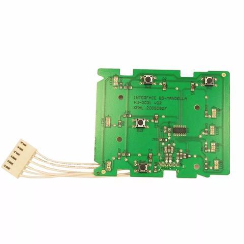 Imagem de Placa eletronica interface lavadora electrolux 9 kg 110v 220v
