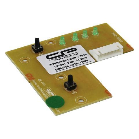 Imagem de Placa eletronica interface lavadora electrolux lte 09 127v