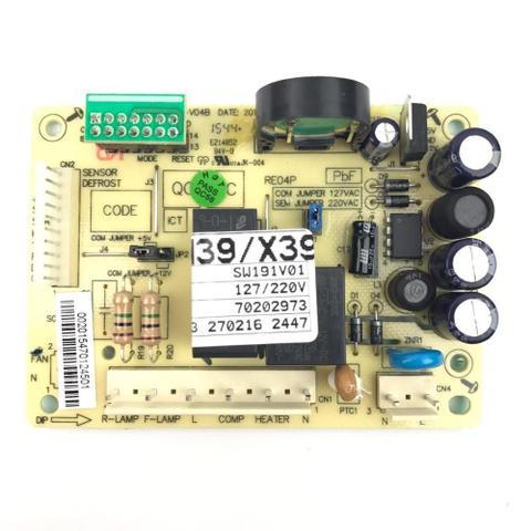 Imagem de Placa eletronica modulo de potencia geladeira electrolux 127v 220v