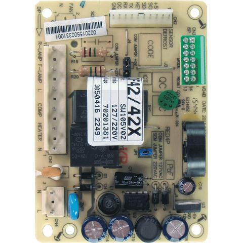 Imagem de Placa eletronica modulo de potencia geladeira electrolux 127v