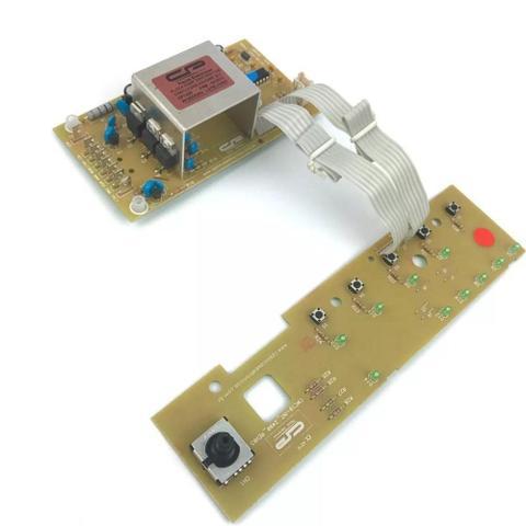 Imagem de Placa eletronica potencia e interface lavadora consul 110v 220v w10343284 w10592323 w10575084 w10626