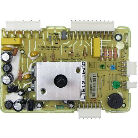 Imagem de Placa eletronica potencia lavadora electrolux 127v 220v lte12upd 70202905 70202053 original