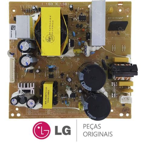Imagem de Placa Fonte EAX66901201 / EBR82691301 / EBR82653301 Mini System LG CM5660