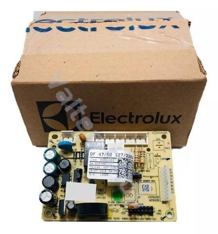 Imagem de Placa Geladeira Electrolux Df47 Df50 Df49a Df49x Dfn50 Dfx50 64500437 Refrigerador