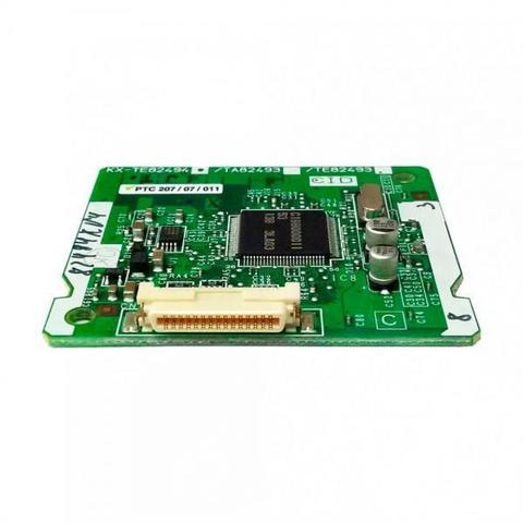 Imagem de Placa ID KX-TE82494X (3 Linhas) para Central KX-TES32BR