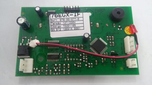 Imagem de PLACA INTERFACE - 70201165 - Electrolux