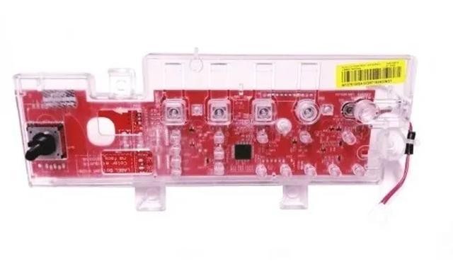 Imagem de Placa interface bivolt lavadora de roupas consul cwe15ab/cwl16ab original (90902170)