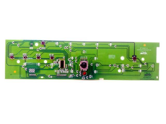 Imagem de Placa interface compatível lavadora brastemp bwk11 bivolt