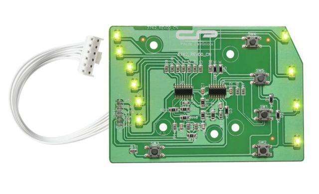 Imagem de Placa interface compatível lavadora electrolux ltc10 ltc15 ltc12 lt11f lt12f lt15f ltd09 ltd11 bivolt