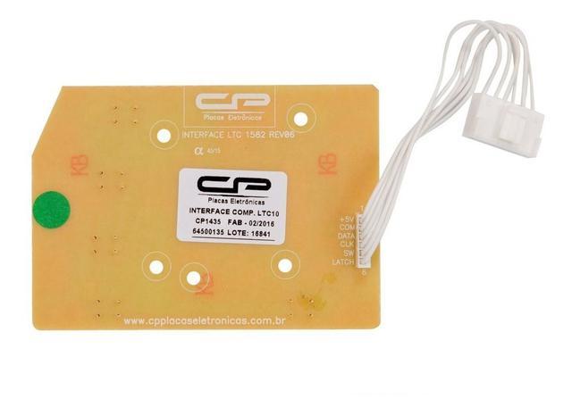 Imagem de Placa Interface E Potencia Electrolux Capacidade 12 Kg Lt12f