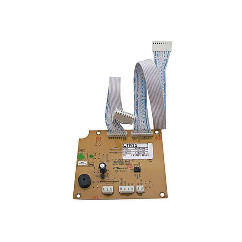 Imagem de Placa Interface Lavadora Electrolux 127V 220V 64800260 LTA15
