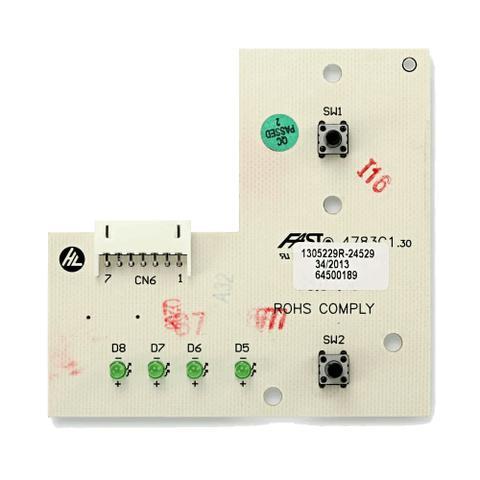 Imagem de Placa Interface Lavadora Electrolux LTE09