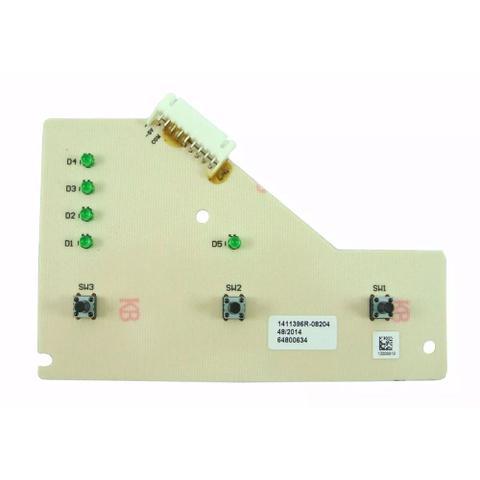 Imagem de Placa Interface Lavadora Electrolux Lte12 - 64800634