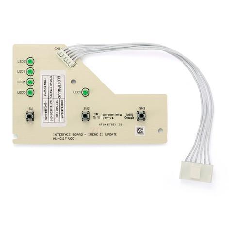 Imagem de Placa Interface Lavadora Electrolux - LTE12