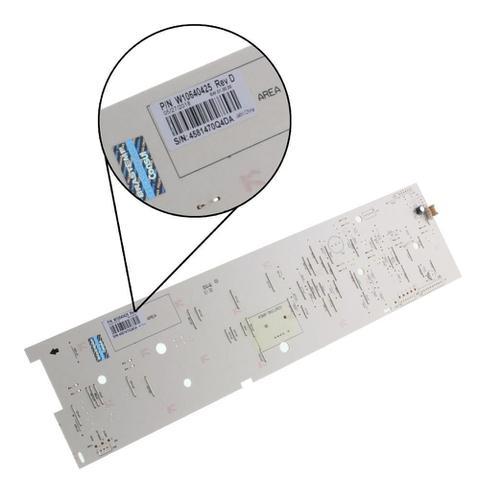 Imagem de Placa Interface Original Lavadora Brastemp BWH15AB BWN15AK - W10640425