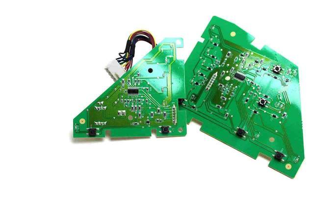 Imagem de Placa Interface Pressostato Lavadora Electrolux 64502035