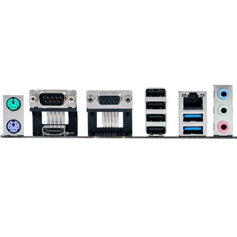 Imagem de Placa Mãe Asus H110M-C/BR 1151 DDR4 HDMI VGA Serial USB 3.0