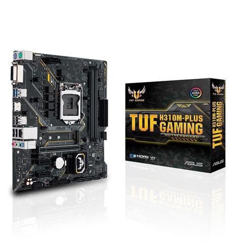 Imagem de Placa Mãe Asus Tuf H310 plus Gaming Intel Soquete Lga 1151