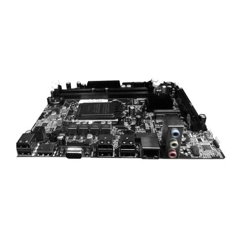 Imagem de Placa Mãe BPC-H55M-V1 (LGA 1156 - DDR3 1600) Chipset Intel H55 - Micro ATX - OEM