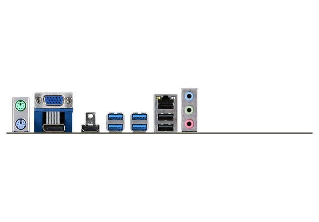 Imagem de Placa Mae ECS Elitegroup Amd B350 DDR4 - B350AM4-M2A