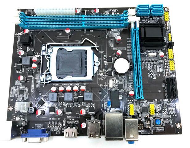 Imagem de Placa Mae Intel Lga 1155 Ddr3 Processadores Intel I3 I5 I7