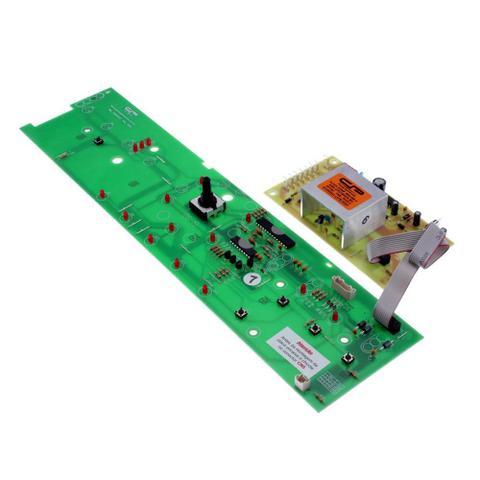 Imagem de Placa Potência e Interface Bivolt Lavadora Brastemp BWL09B W10308925 - CP 1043