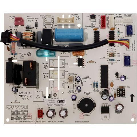 Imagem de Placa Potência Original Electrolux 220V HI09F HI12F HE09F 32390691