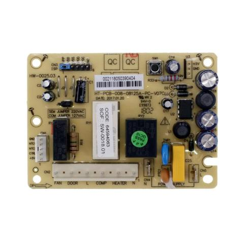 Imagem de Placa Potência Original Refrigerador Electrolux DF35A DF34A DF35X - 64594063