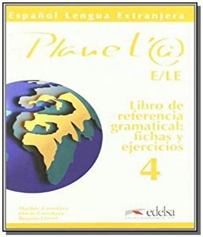 Imagem de Planeta 4 - cuarderno  de ejercicios - Edelsa