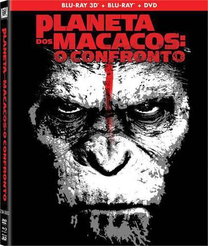 Imagem de Planeta dos Macacos - o Confronto (Boxset)