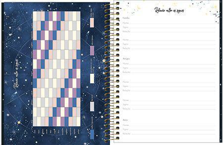 Imagem de Planner Magic Preto 2020 Lançamento Tilibra