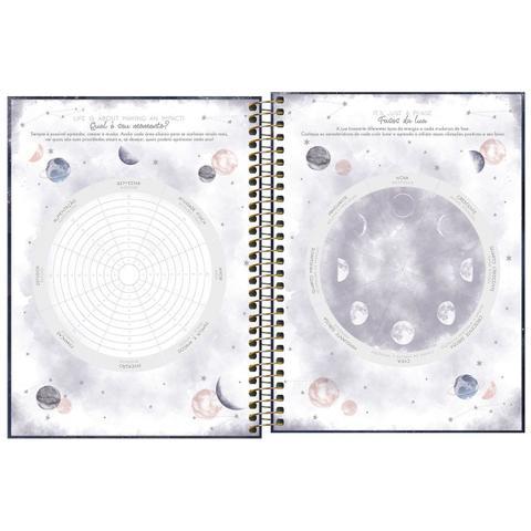 Imagem de Planner mensal 2021 espiral 80 fls Magic M7 Tilibra
