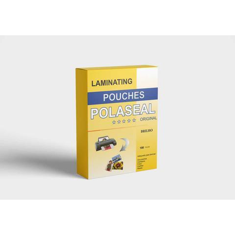 Imagem de Plastico para Plastificacao Polaseal C.N.P.J.110X170(0,07)