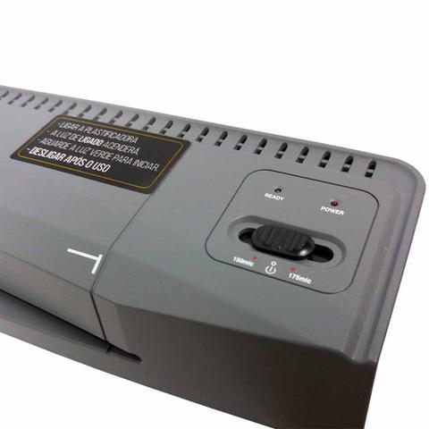 Imagem de Plastificadora e Laminadora Aurora 350W LM3233H