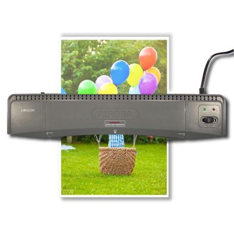 Imagem de Plastificadora Laminadora A3 Aurora Lm3233h 110v