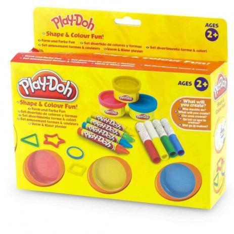 Imagem de Play Doh Formas E Cores Divertidas DTC