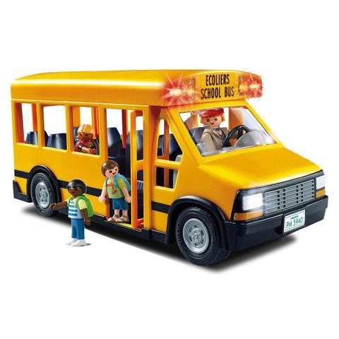 Imagem de Playmobil - Ônibus Escolar - Sunny