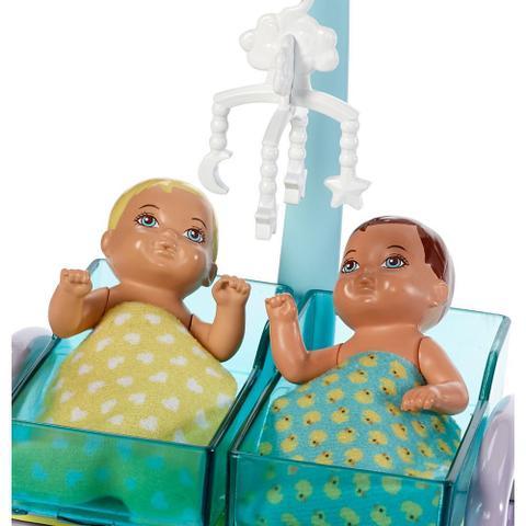 Imagem de Playset e Boneca Barbie - Profissões - Barbie Maternidade - Mattel