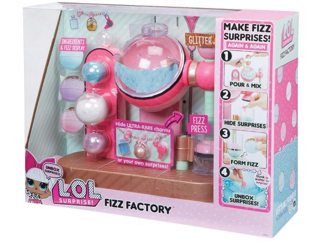 Imagem de Playset LOL Lizz Factory