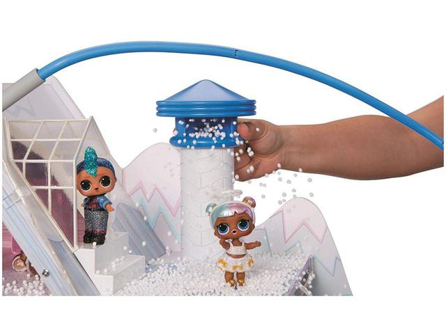 Imagem de Playset LOL Surprise Chalet Winter Disco Candide - 95 Peças (6069)
