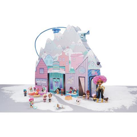 Imagem de Playset Lol Surprise Chalet Winter Disco Series Candide 8933